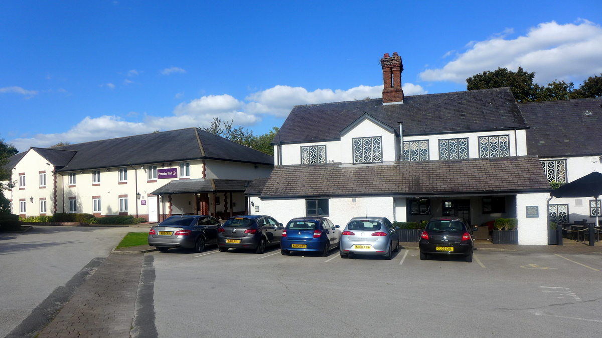 Blue Cap Hotel with Premier Inn