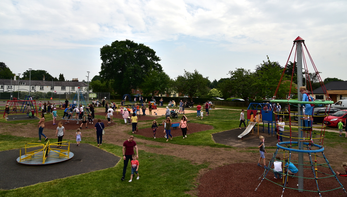 Norley Road Playground