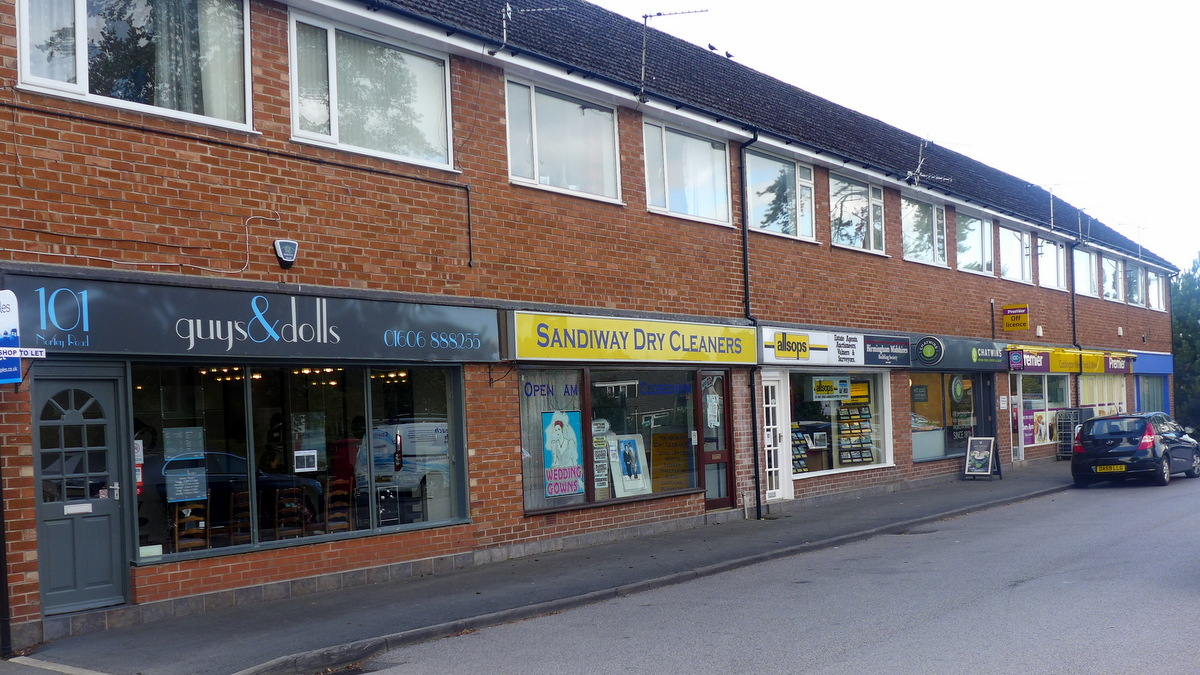 Cuddington Shops