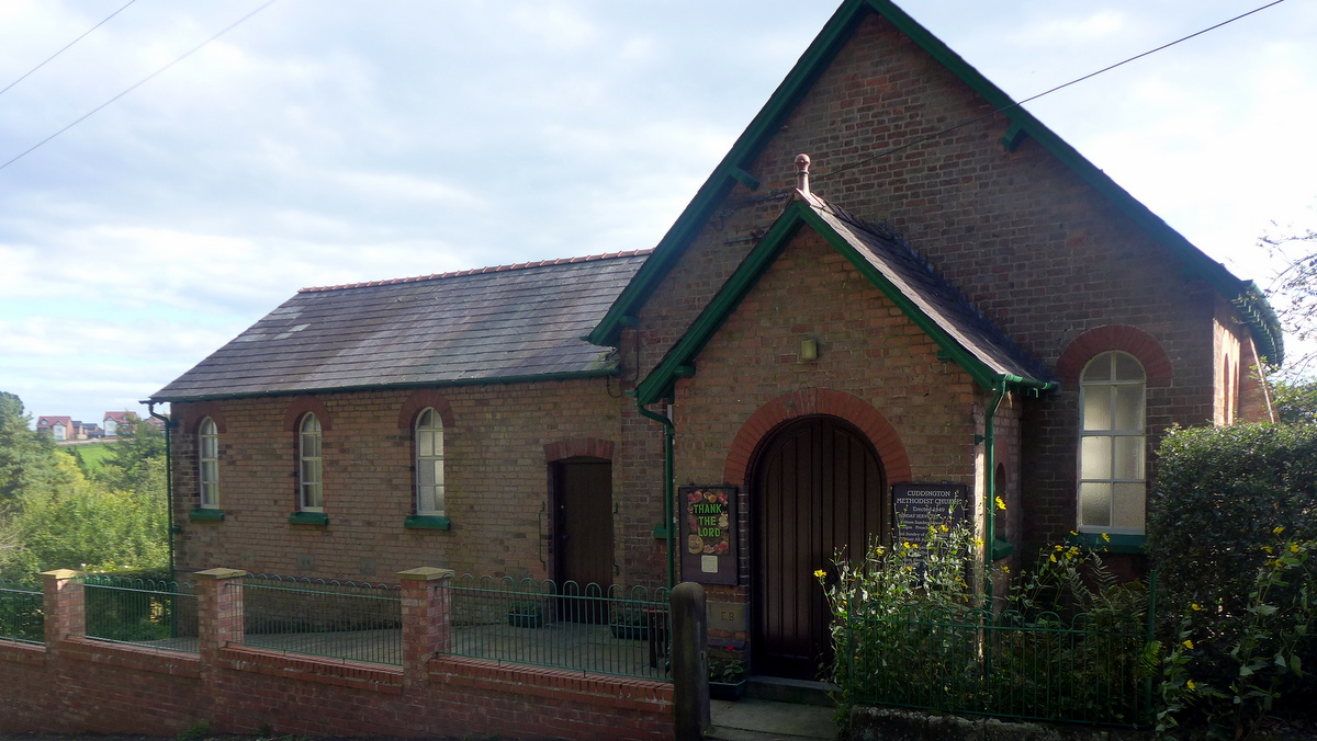 Cuddington Methodist Church