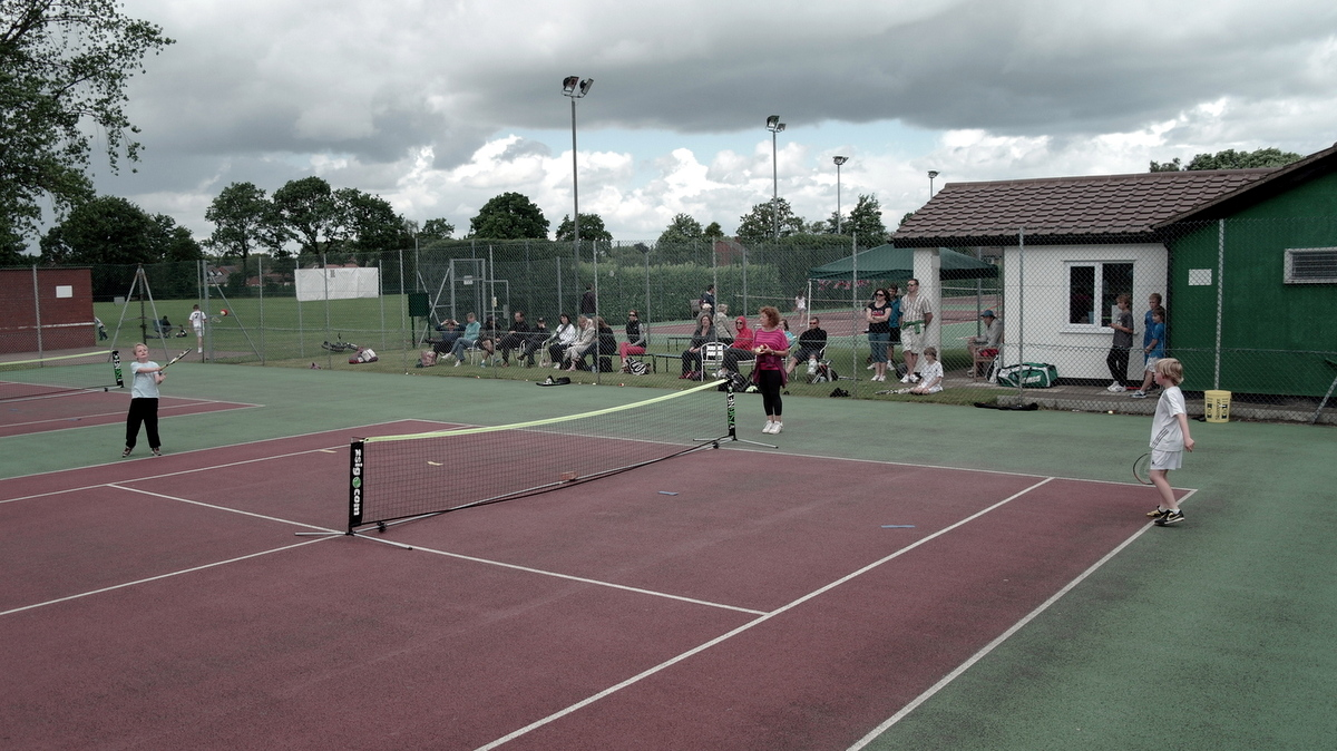 Cuddington & Sandiway Tennis Club