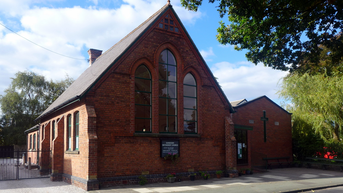 The Community Methodist Church at Sandiway