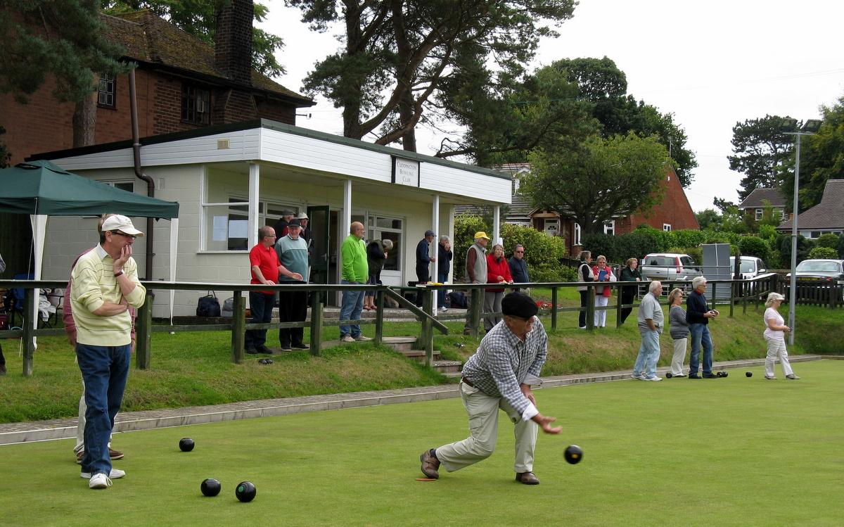 Cuddington Bowling Club