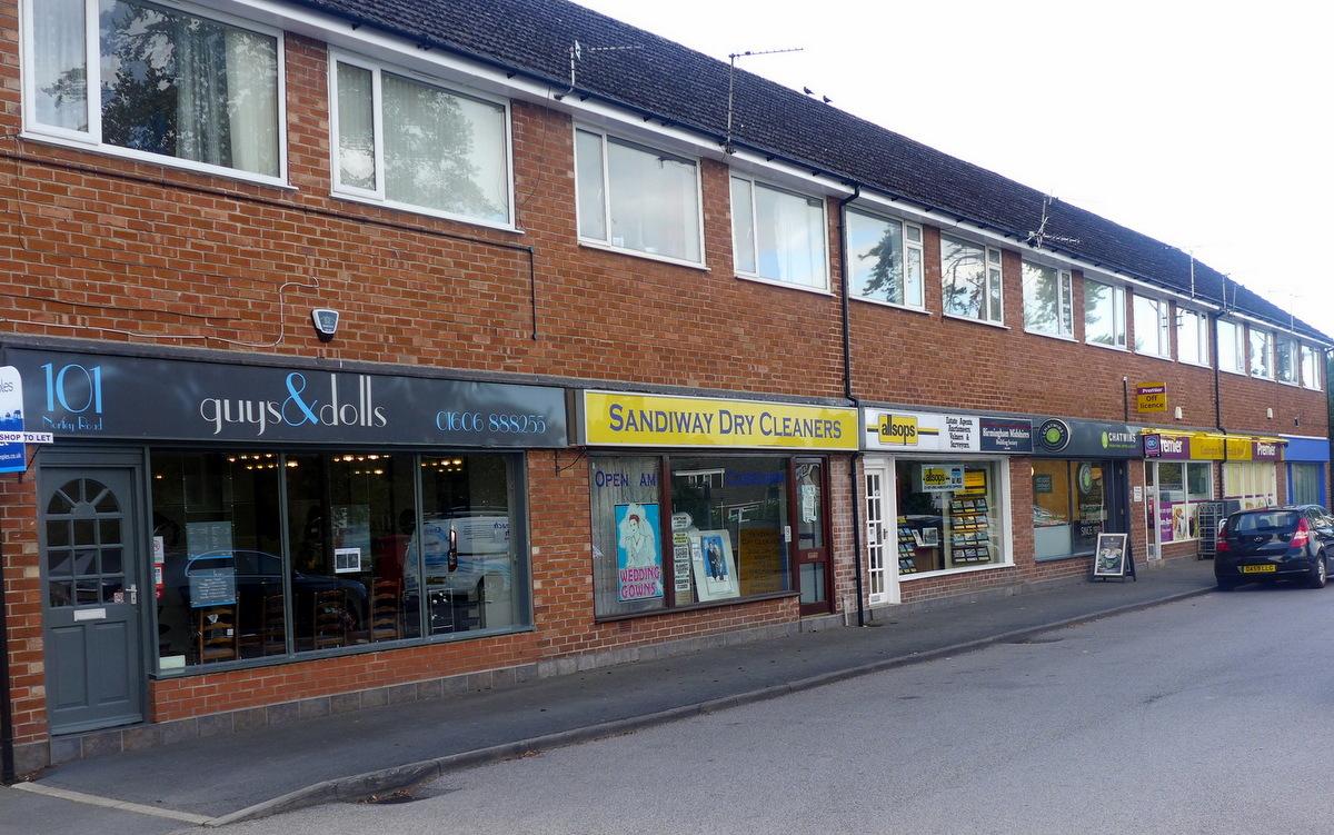 Cuddington Shops