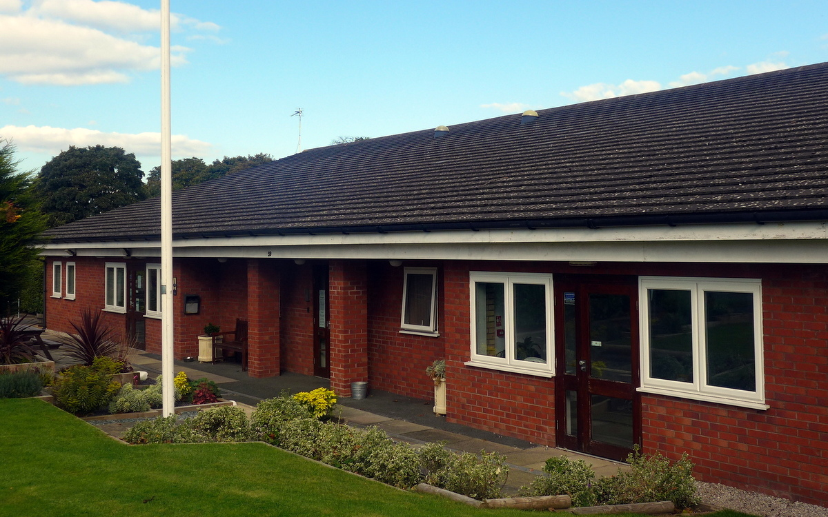 Delamere Park Residents' Club