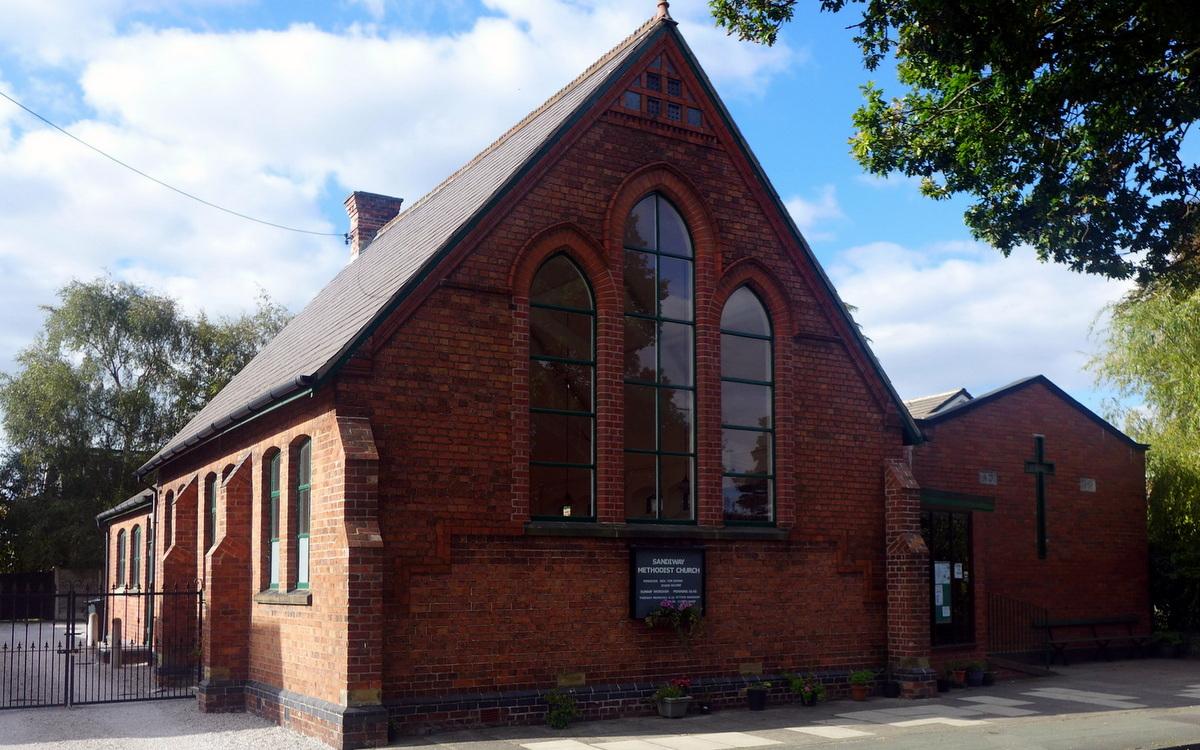 The Community Methodist Church at Sandiway