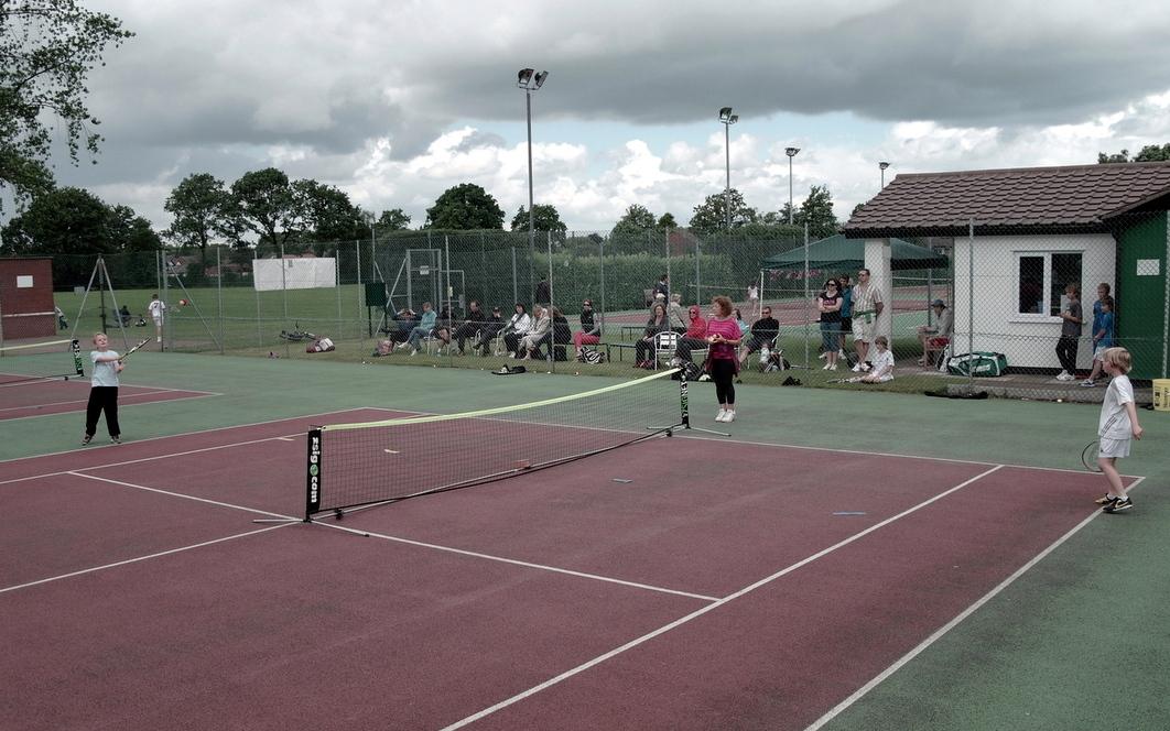Cuddington & Sandiway Tennis Club